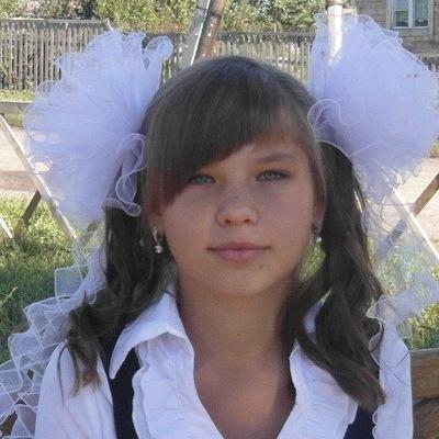 Дарья Витухина, 13 сентября 1993, Бийск, id214771412