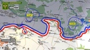 ЛНР. Обстановка на линии соприкосновения за сутки. Карта обстрелов 21 июня 2018