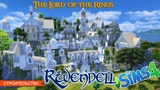 The Sims 4 Building of Rivendell
