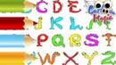 LEARN ENGLISH LETTERS, ENGLISH FOR CHILDREN, УЧИМ АНГЛИЙСКИЙ АЛФАВИТ
