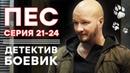 Сериал ПЕС – 3 СЕЗОН – Все серии подряд 21-24 серия Сериалы ICTV