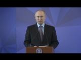 Путин: новому правительству нужно проработать программу строительства студенческих общежитий