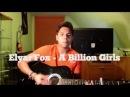 Elyar Fox A Billion Girls Kevin Weber Cover