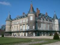 Просмотров: 171 Добавил: Дина Дата.  Замок Рамбуйе (Chateau de Rambouillet).  Дворцы и замки Франции.