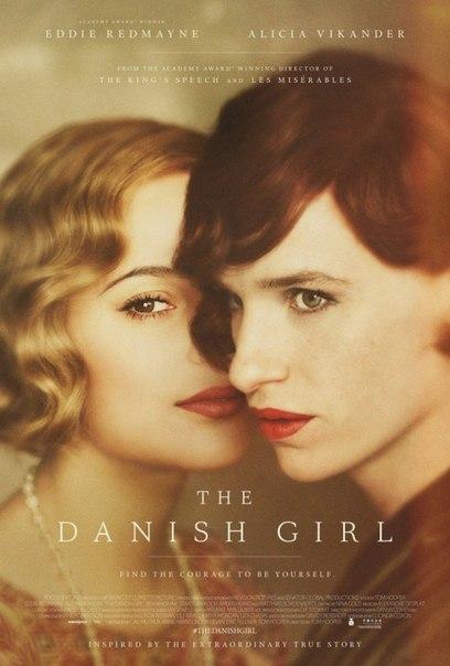 Девушка из Дании (2015)