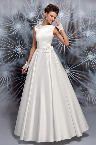Свадебные платье 80 годов