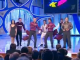 КВН-2010, Высшая лига, 1/4 финала, Приветствие сборной Днепропетровска