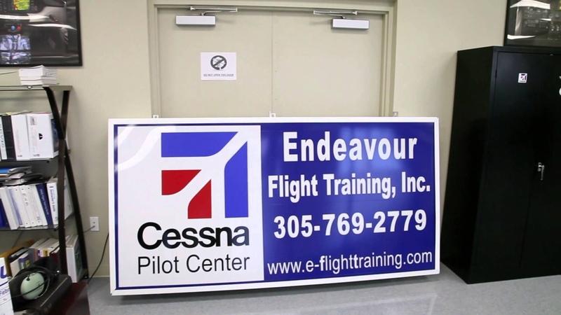 Летная школа в Майами Обучение на пилота Fontainebleau Aviation Florida