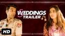 '5 Weddings' Trailer - India | Nargis Fakhri, Rajkummar Rao, Bo Derek, Candy Clark | 26th October