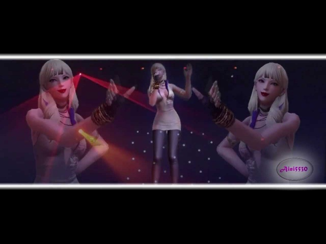 AION MUSIC/DANCE VIDEO - cover Aion video LENDO CALENDO