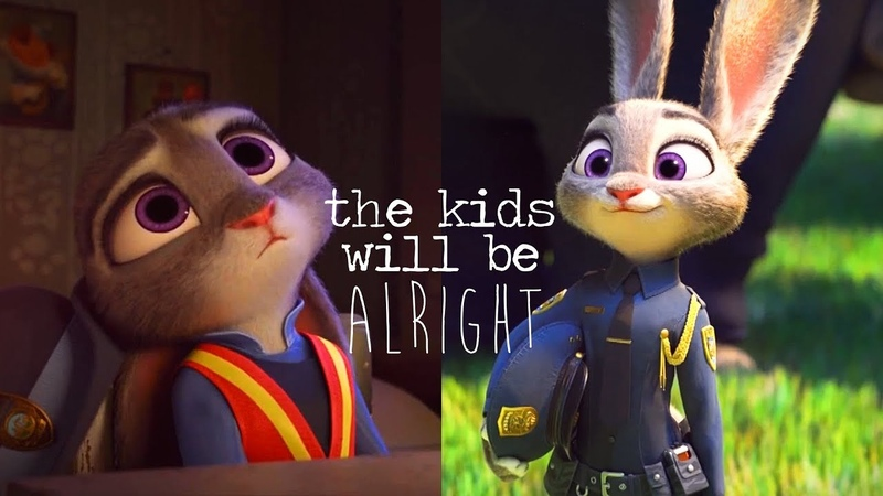 The kids will be alright, eventually || Zootopia