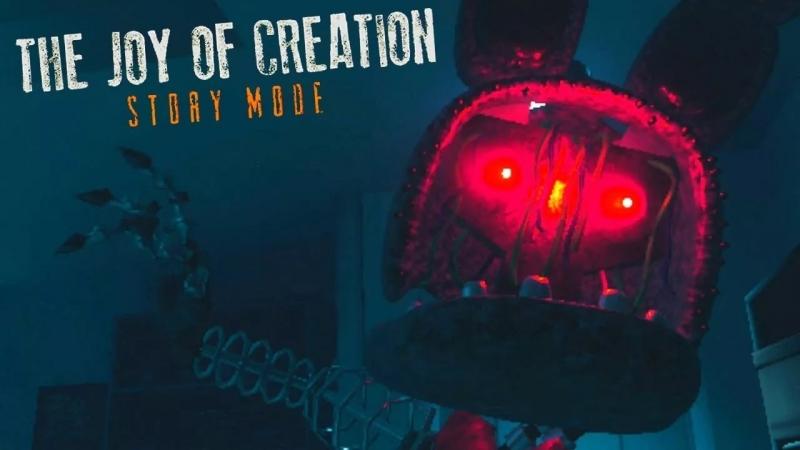 ДАЙ ПЯТЬ-The Joy of Creation Story Mode №4