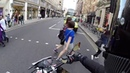 Реакция людей на мотоцикл с прямотоком 🏍️🤸🤘🖖💪