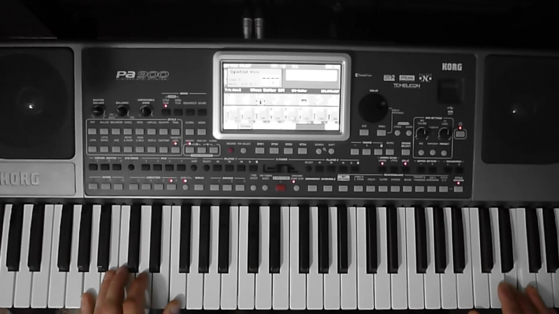 Spatial Vox KorgStyle -- Instrumental (Korg Pa 900) DemoVersion
