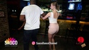 Oseyemen Edeko and Aleksandra Shatalova Salsa Dancing at Pre Party of The Third Front, Thu 02.08.18