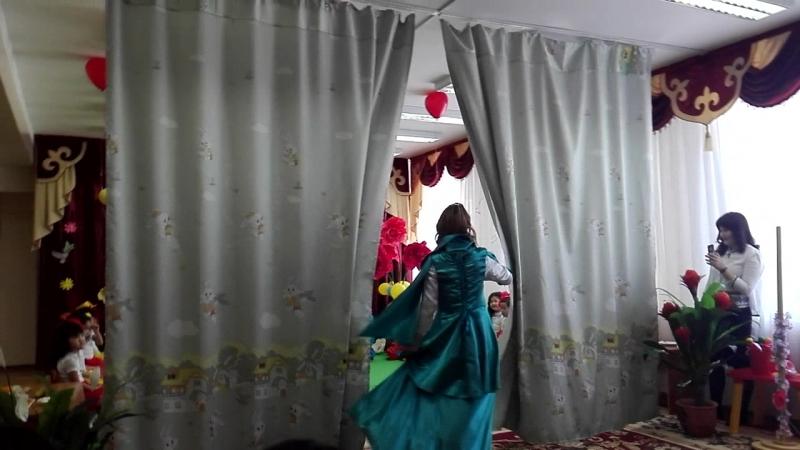 Балапанымның биі Болашақ тобы 02.03.2018