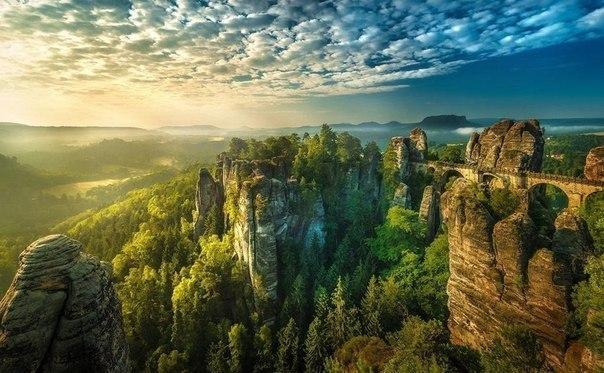 Бастай, Германия