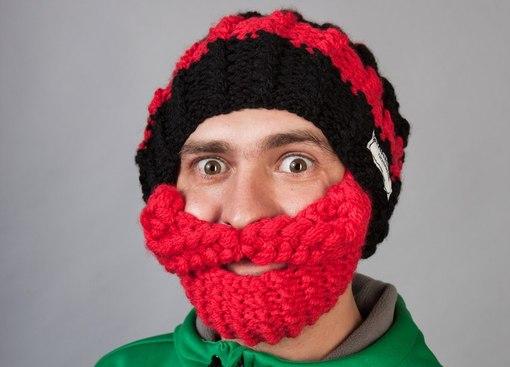 Борода-удержит головной убор в