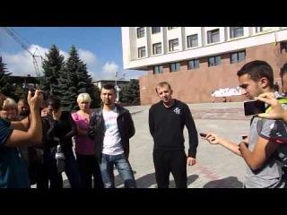 Солдаты из Ивано-Франковска рассказали правду об Антинародной ТО