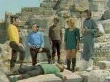 Turist Ömer Uzay Yolunda Turkish Star Trek with English Subtitles Sadri Alışık 1973