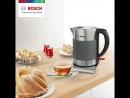 Тостер и чайник Bosch