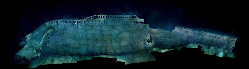 Достали титаник со дна океана конденсат в газовой колонке