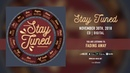 Stay Tuned Fading Away Official Song Stream - Album out November 30th