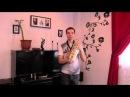 """Музыкальная школа """"Виртуозы"""", """"Просто о саксофоне"""", 5 урок"""