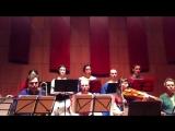 Ансамбль старинной музыки Мадригал - Cuncti simus concanentes - Камерный зал Московской Филармонии 31марта 2013 года