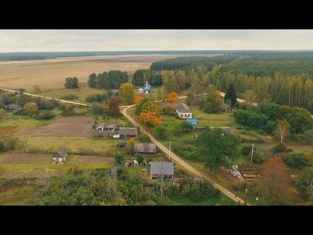 Цуд сотні людзей выратаваліся ад смерці Вяскоўцы Чудо в белорусской деревне