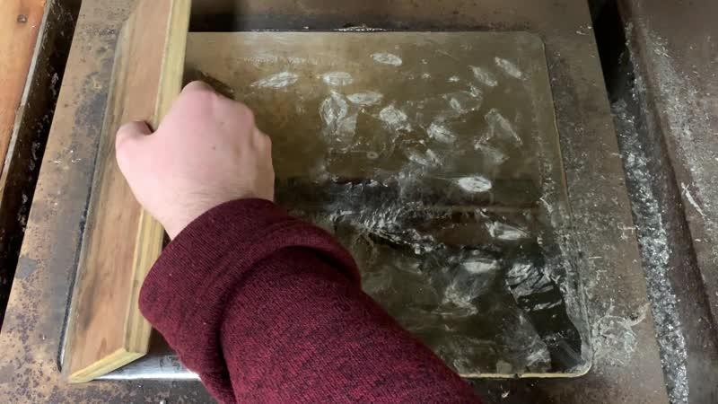 Does skimming dip solder count?