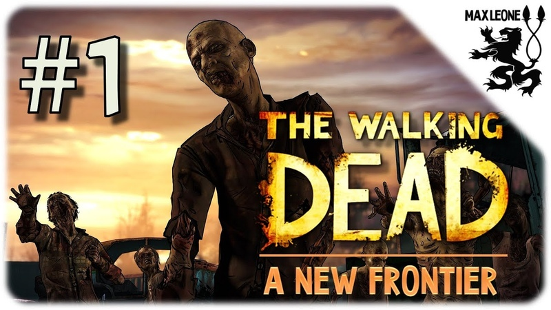 The Walking Dead A New Frontier 1 В ОЖИДАНИИ ФИНАЛЬНОГО СЕЗОНА