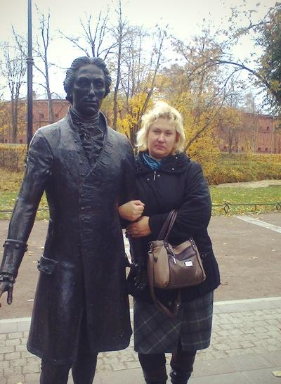 Юлия Блинова, 12 августа 1972, Тосно, id203536300