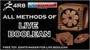 ZBRUSH TUTORIAL 4R8_ INTRODUCTION OF LIVE BOOLEAN (ALL METHODS IN DETAIL)