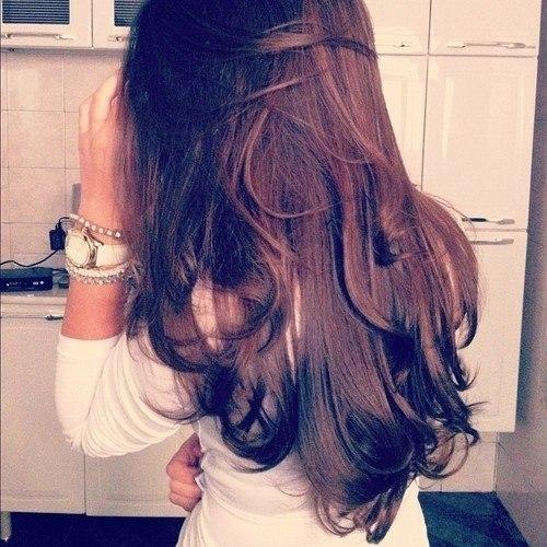 Необходимый уход за волосами ?