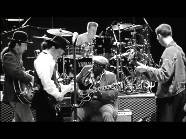 U2, BB.King - When Love Comes To Town(Rattle and Hum version)