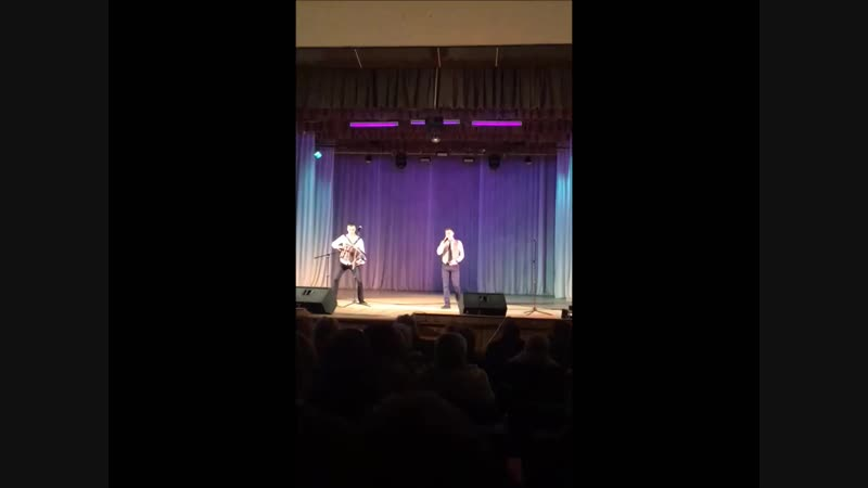 Шоу дуэт ОБА DVA Концерт в г Сокол 2018 дуэт ОБА ДВА Антон Федотов и Александр Тюхов Игорь Шипков