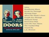 Ray Manzarek &amp Robby Krieger of The Doors Live in St.Petersburg (Санкт-Петербург), Ледовый дворец, Россия (26.06.2012)
