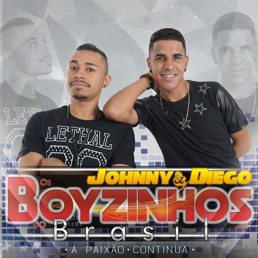 Джонни альбом A Paixão Continua