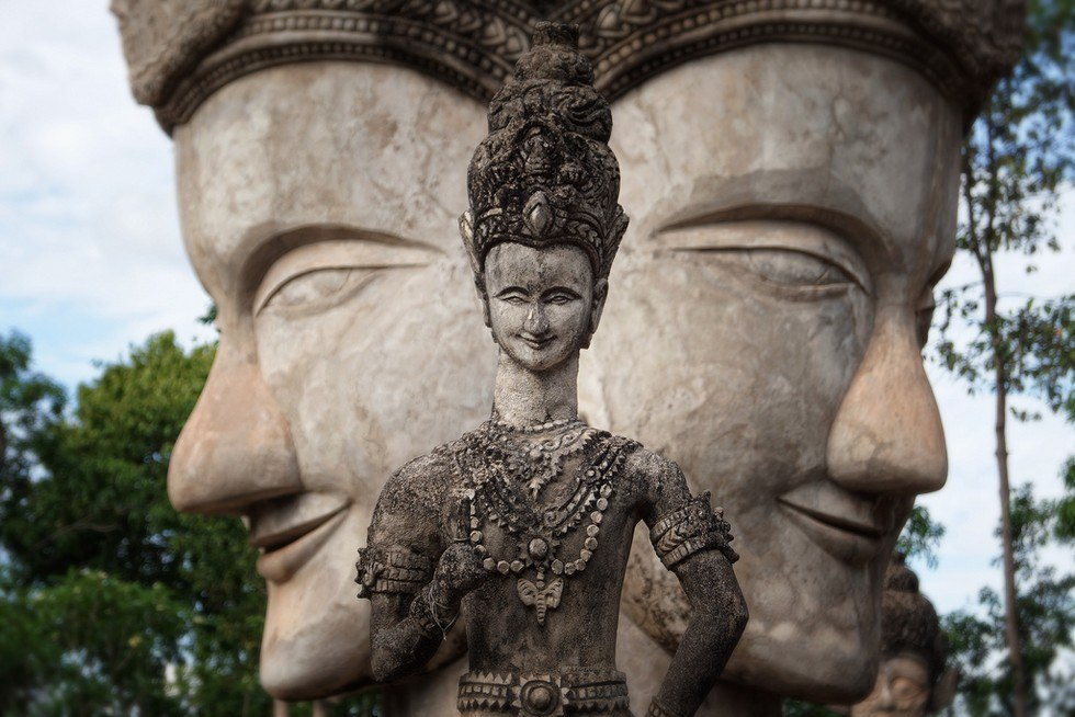 Парк Сала Кеоку. Тайланд Lph8urNJafs