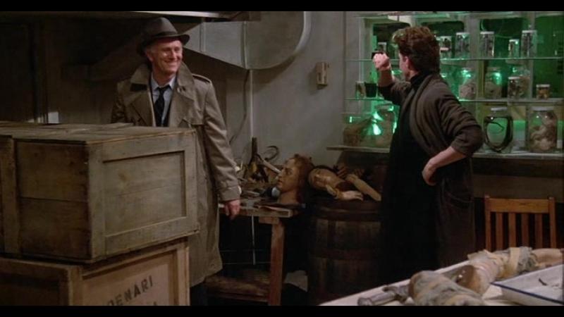 ВДОВА ДРАКУЛЫ. / Dracula's Widow. (1988)