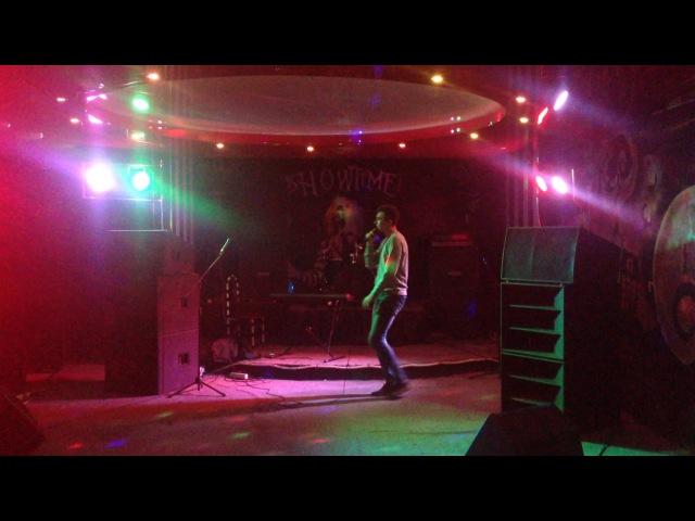 Eazy Frase - выступление в Tim Burton Bar, г. Красноярск (part 1)