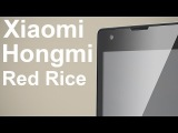 Видео обзор телефона Xiaomi Hongmi Red Rice