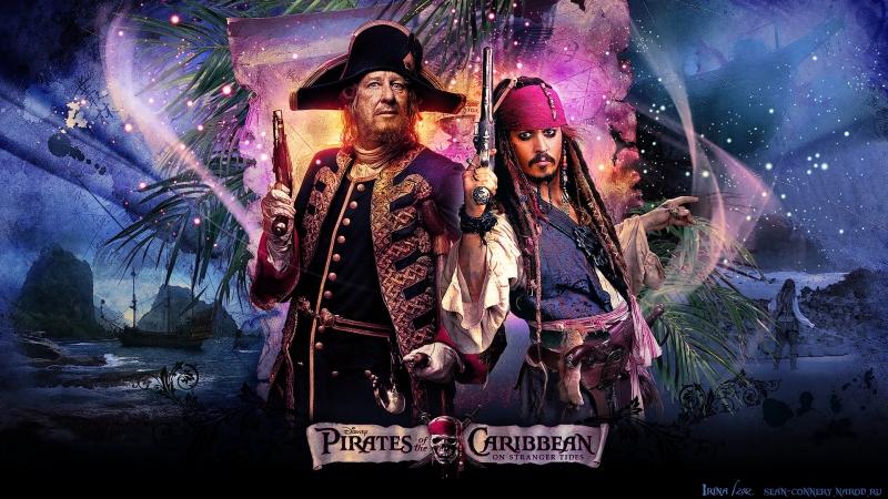 Пираты Карибского Моря_ На Странных Берегах