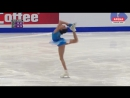 Российская фигуристка Евгения Медведева недосягаема для своих соперниц в короткой программе на чемпионате Европы VHS Video