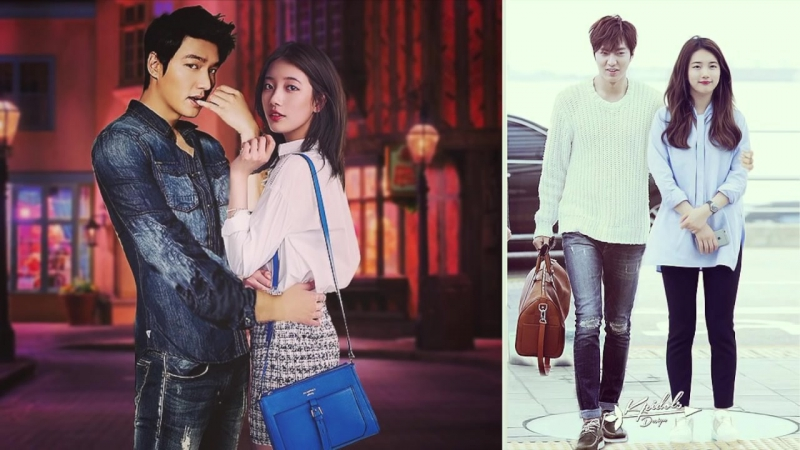Suzy and Lee Min Ho [ Love Story 2 ] 수지 이민호