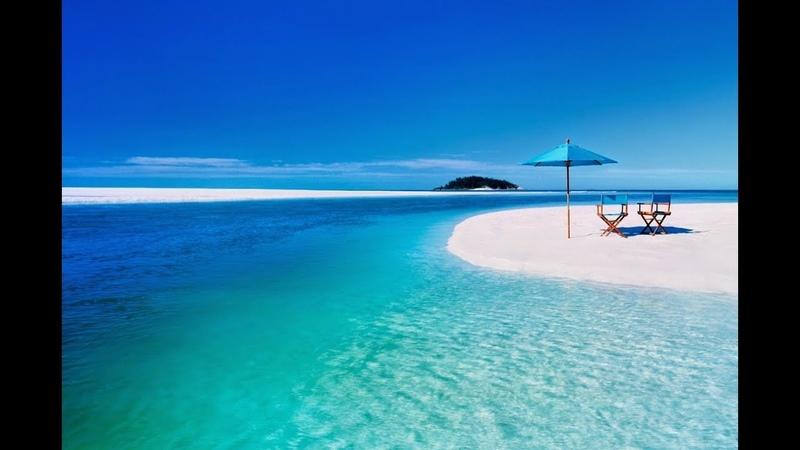 Лучшие пляжи с белым песком Топовые пляжи мира Матира на Bora Bora Французская ПолинезияТаити