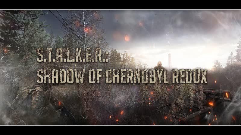 Shadow Of Chernobyl Redux ST Shoc Redux, Raindrops