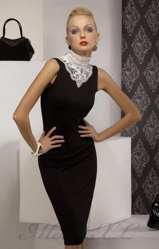 Деловые стильные женские платья