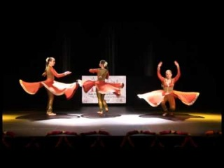 Ghungroo - kathak dance by Mohini Dance Group